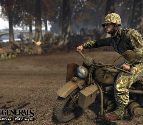 Heroes & Generals in-game screenshot 4