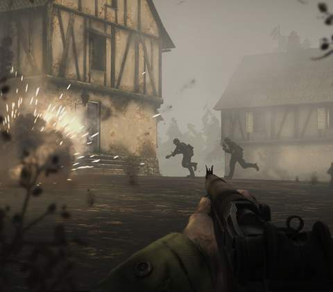 Heroes & Generals in-game screenshot 5