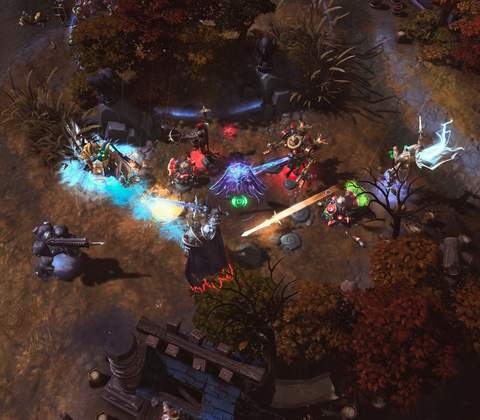 Heroes of the Storm in-game screenshot 6