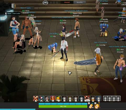 HeroWarz in-game screenshot 4