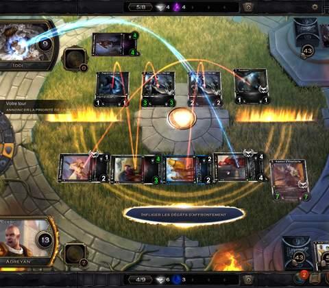 Hex: Shards of Fate in-game screenshot 12