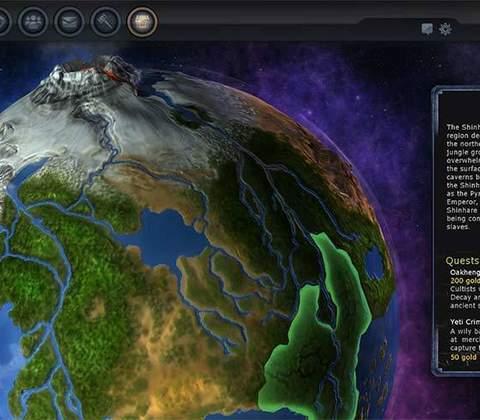 Hex: Shards of Fate in-game screenshot 6
