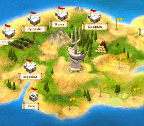 Ikariam in-game screenshot 4