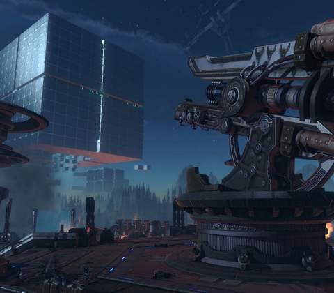 Skyforge in-game screenshot 10