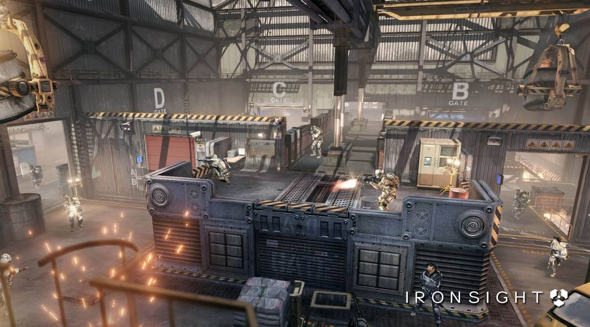 Review of Ironsight - MMO & MMORPG Games