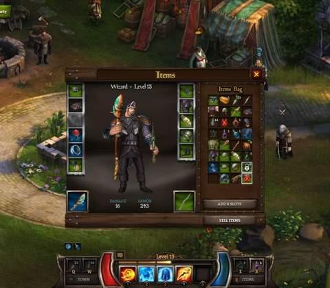 KingsRoad in-game screenshot 6