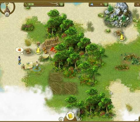 Lagoonia in-game screenshot 1