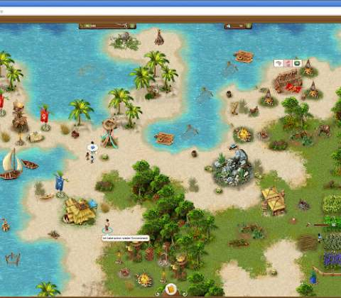 Lagoonia in-game screenshot 5