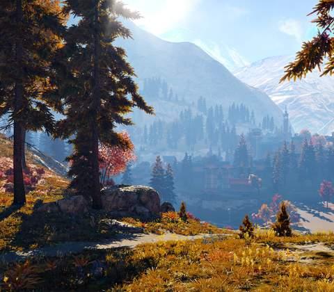Skyforge in-game screenshot 1