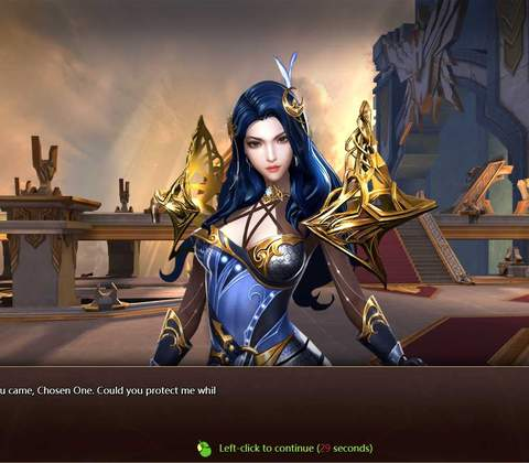 League of Angels III in-game screenshot 14