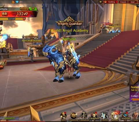 League of Angels III in-game screenshot 15