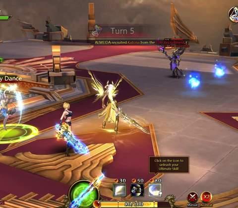 League of Angels III in-game screenshot 1