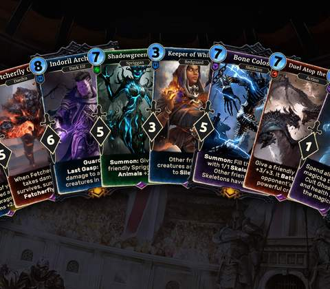 The Elder Scrolls: Legends in-game screenshot 2