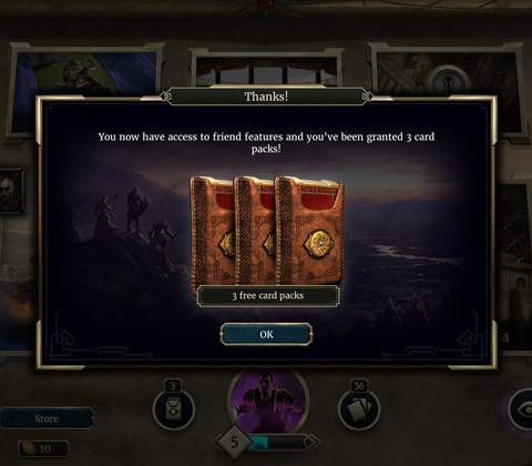 The Elder Scrolls: Legends in-game screenshot 3