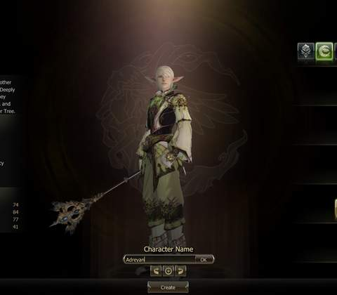 Lineage II in-game screenshot 2