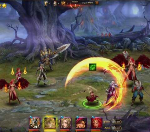 League of Angels II in-game screenshot 3