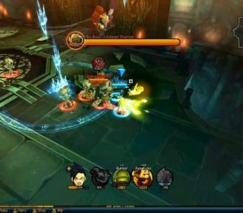 Lost Saga in-game screenshot 2