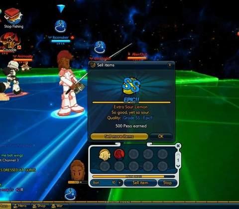 Lost Saga in-game screenshot 4
