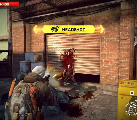 Left To Survive in-game screenshot 3