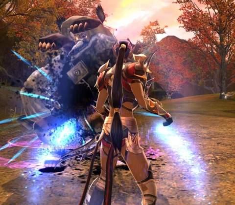 Maestia in-game screenshot 1