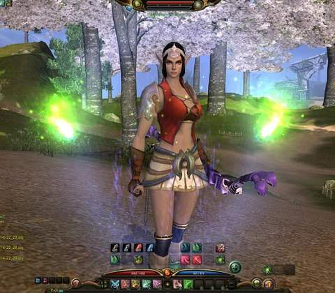 Maestia in-game screenshot 7
