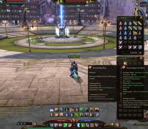 Maestia in-game screenshot 9