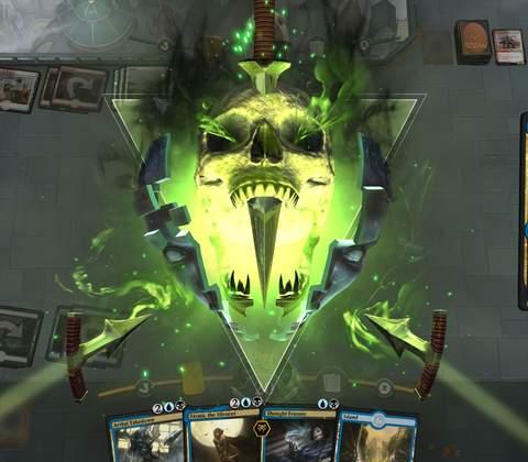 Magic: The Gathering Arena in-game screenshot 1