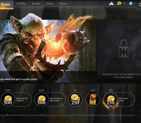 Magic: The Gathering Arena - Open Beta in-game screenshot 13