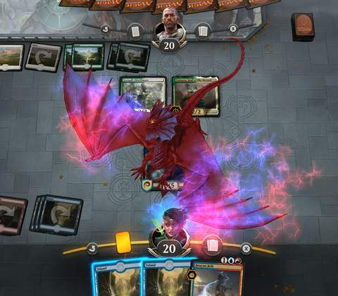 Magic: The Gathering Arena - Open Beta in-game screenshot 5
