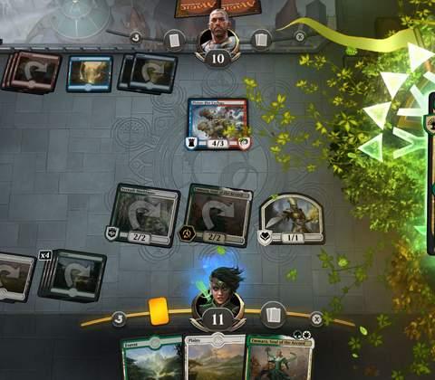 Magic: The Gathering Arena - Open Beta in-game screenshot 6