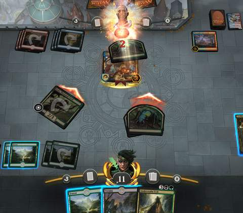 Magic: The Gathering Arena - Open Beta in-game screenshot 7