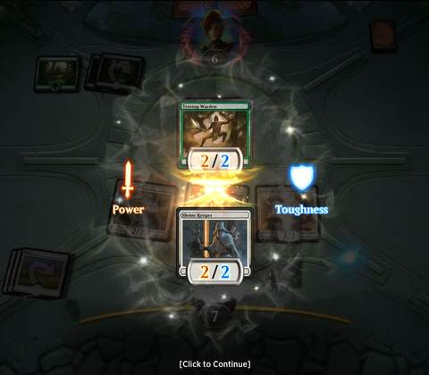 Magic: The Gathering Arena in-game screenshot 9