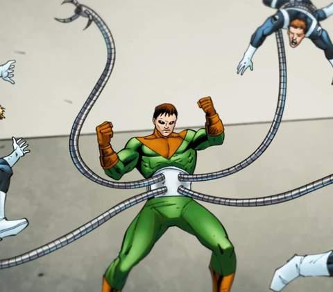 Marvel Heroes in-game screenshot 4