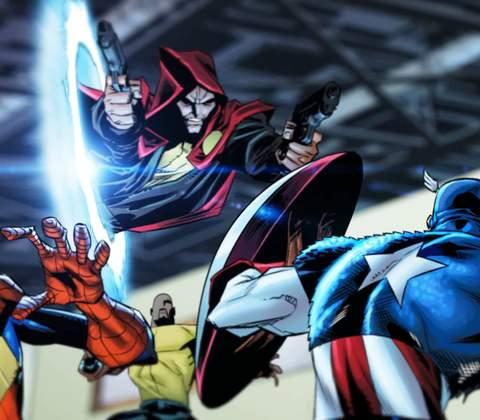 Marvel Heroes in-game screenshot 5