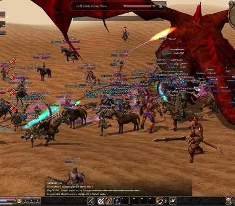 Metin2 in-game screenshot 1