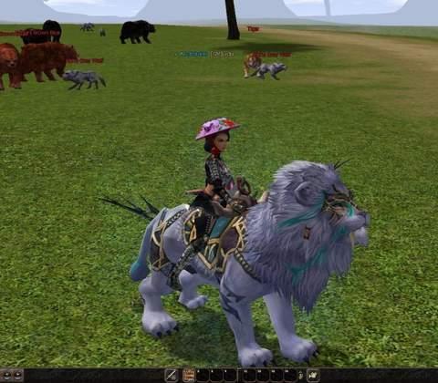 Metin2 in-game screenshot 8