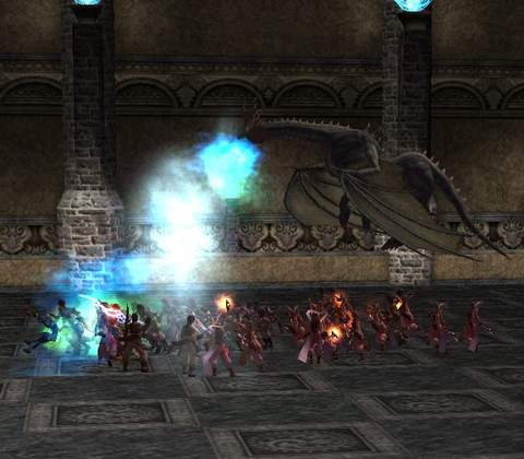Metin2 in-game screenshot 3