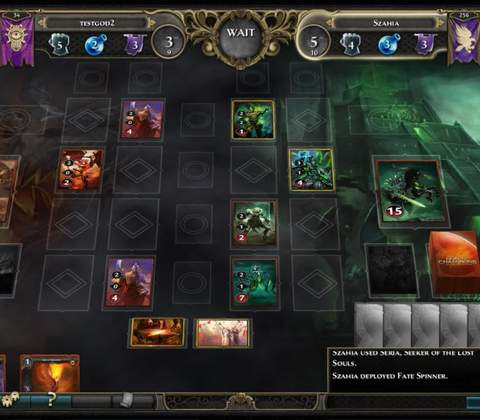 Might & Magic Duel of Champions in-game screenshot 5