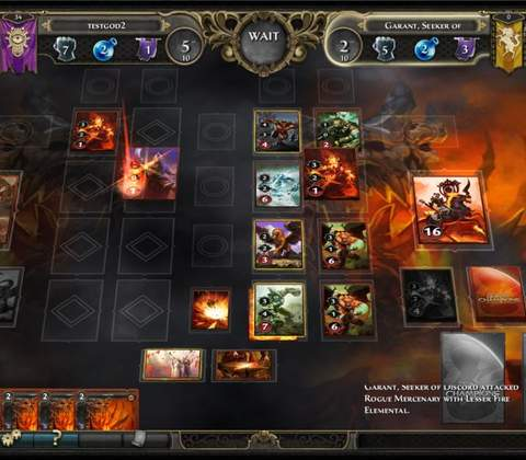 Might & Magic Duel of Champions in-game screenshot 6