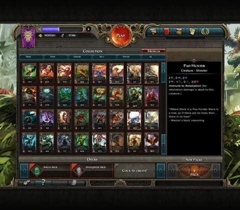 Might & Magic Duel of Champions in-game screenshot 8