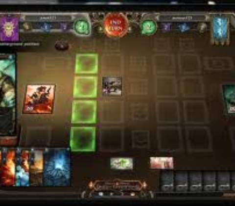 Might & Magic Duel of Champions in-game screenshot 9