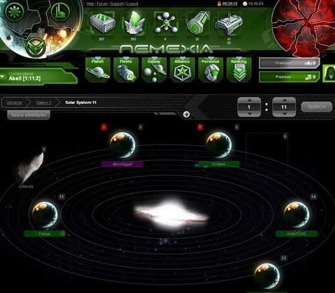 Nemexia in-game screenshot 4