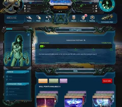 Nemexia in-game screenshot 5