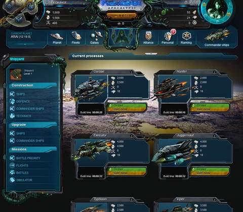 Nemexia in-game screenshot 7