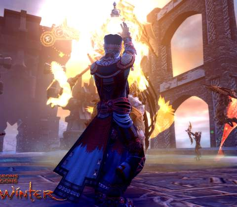 Dungeons & Dragons - Neverwinter in-game screenshot 8