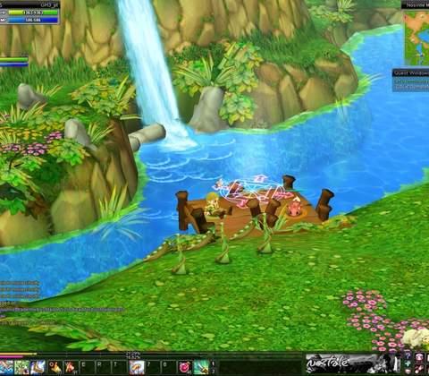 NosTale in-game screenshot 1