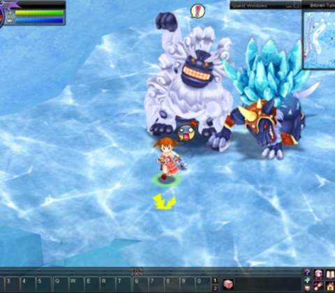 NosTale in-game screenshot 3