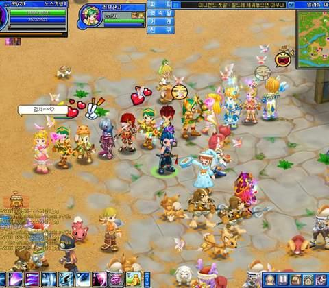 NosTale in-game screenshot 4