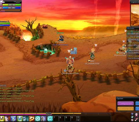 NosTale in-game screenshot 6