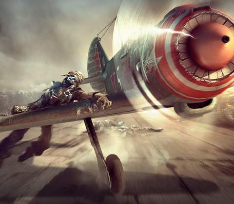 World of Warplanes in-game screenshot 11